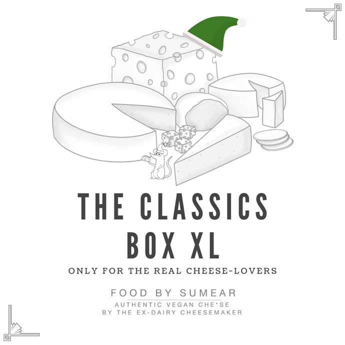 Christmas 2020 Pre-order: The Classics Box XL