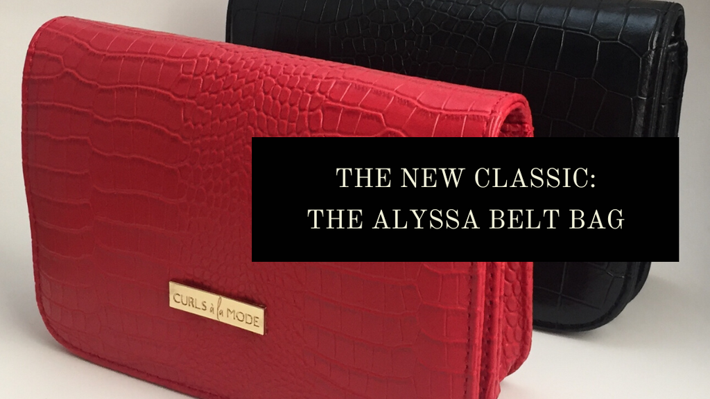 The New Classic: The Alyssa Belt Bag