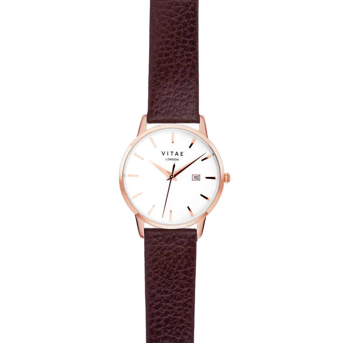 Kleinskool Rose Gold Watch - 34mm