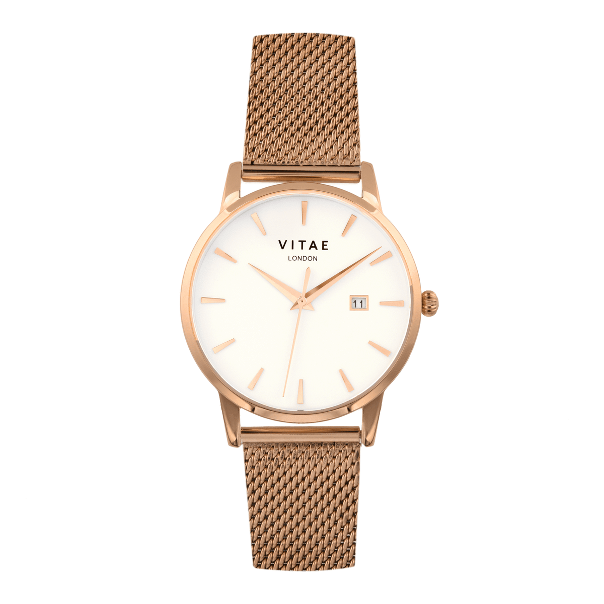 Walmer Rose Gold Watch - 40mm