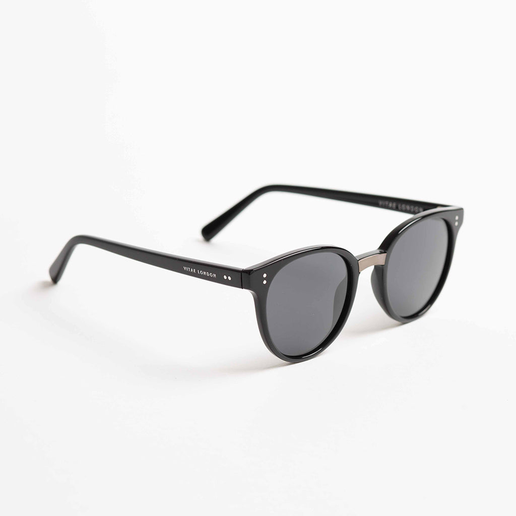 Elmington Midnight Sunglasses