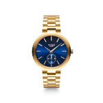 Elmington Ocean Watch x Blue/Gold - 36mm