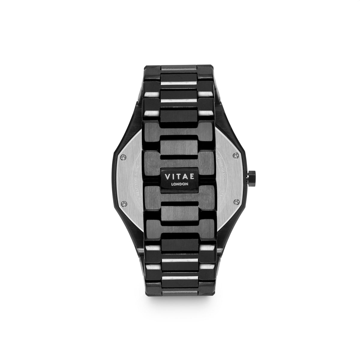 Ada Midnight Watch - Black x Gold - 42mm