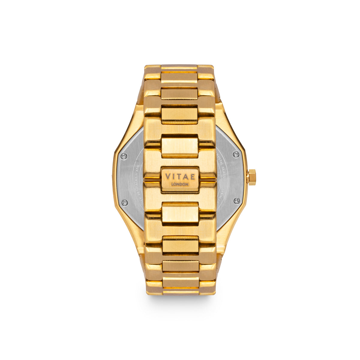Ada Midnight Watch - Gold - 42mm