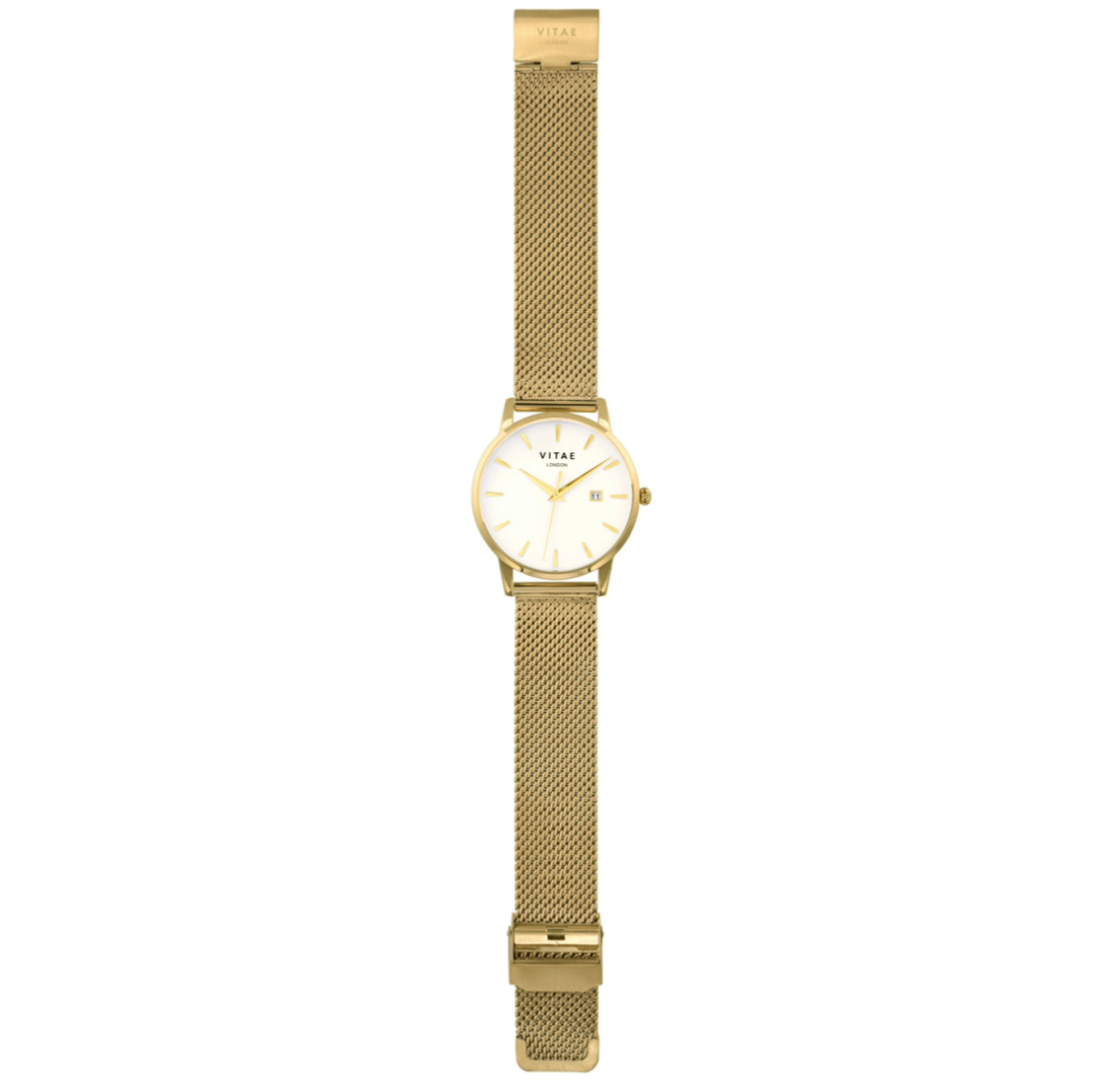 Walmer Gold Watch - 40mm