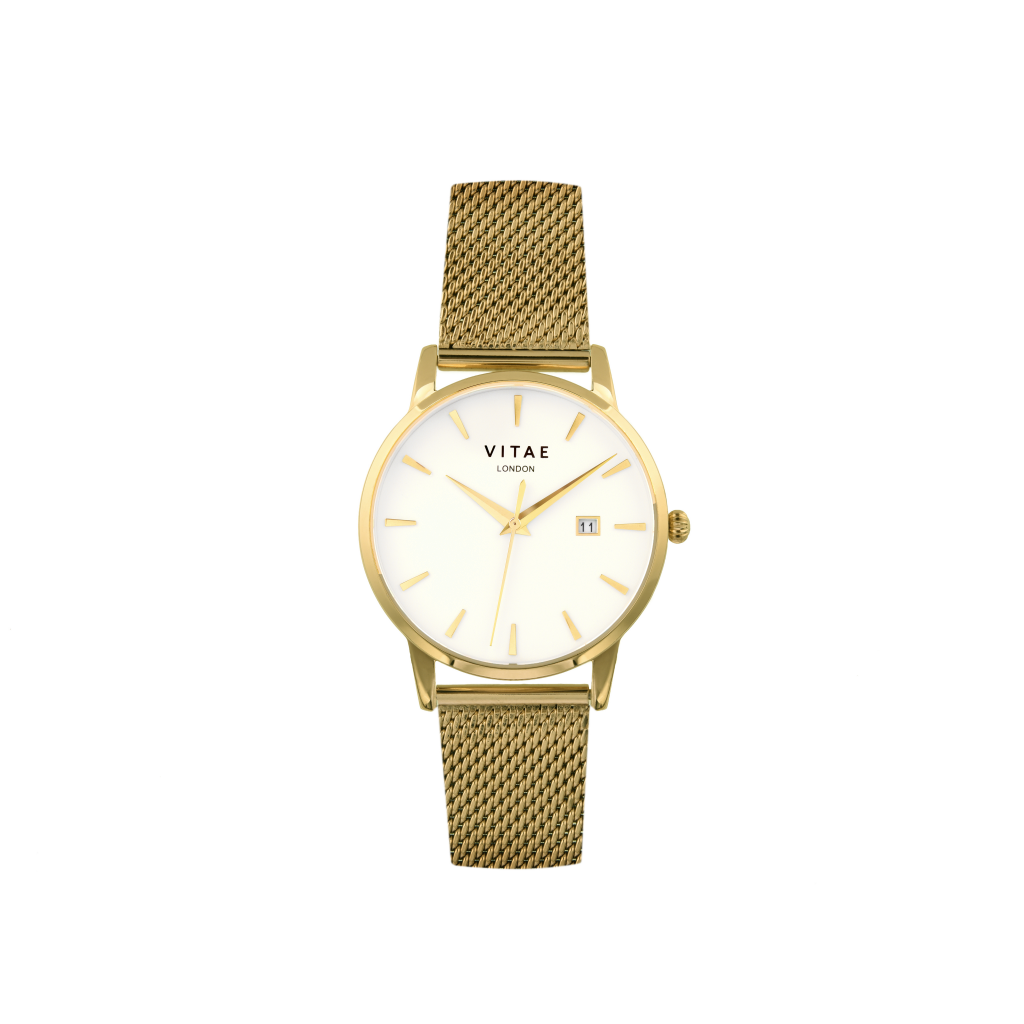 Walmer Gold Watch - 34mm
