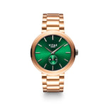 Elmington Emerald x Rose Gold - 44mm
