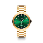 Elmington Emerald x Gold - 44mm