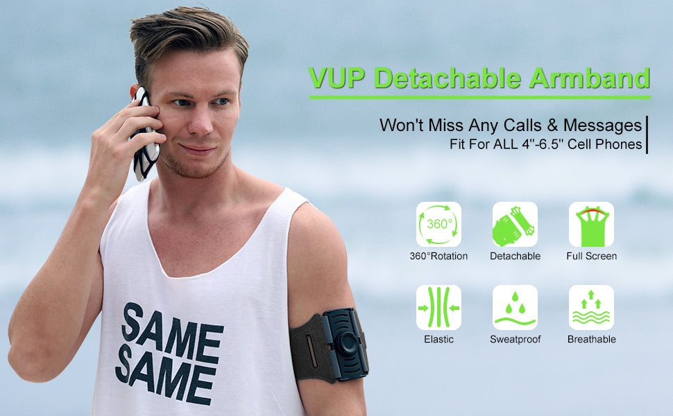 Why Do You Need an Armband for Your Phone While Running?