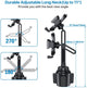 Pop Clip Air Vent Wireless Charging Phone Mount - Miracase