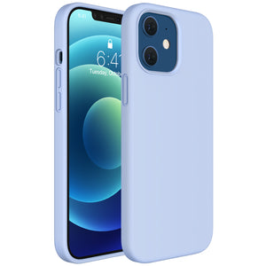 Liquid Silicone Case for iPhone 12 Mini (5.4inch)