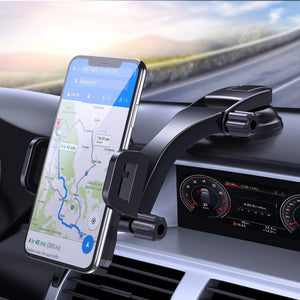 Miracase mobile phone holder car mobile phone holder for the car with suction cup Universal car smartphone holder dashboard mobile phone holder for iPhone SE 2020/11 / Samsung S20 / S10 / Note10