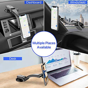 Universal Magnetic Dashboard Windshield Car Phone Mount - Miracase