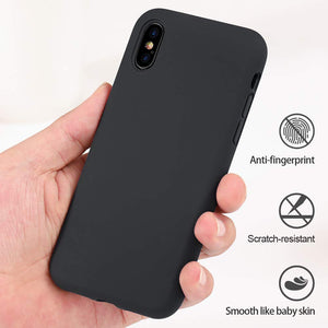 iPhone XS / X  Silicone Case (5.8inch) - Miracase