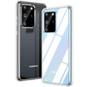 Miracase Shock-Absorbing TPU Edge and Protective Case for Samsung Galaxy S20 Plus