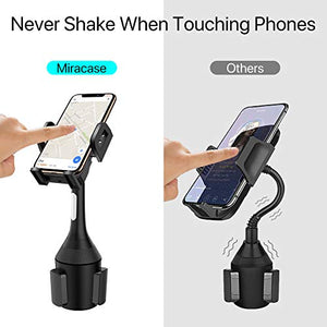 Miracase Universal Cup Holder Phone Mount for Car - Miracase