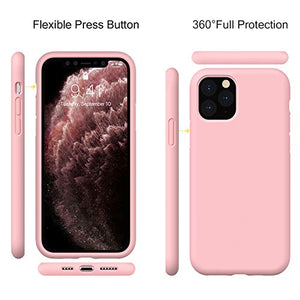 Gel Rubber Silicone iPhone 11 Pro Max Case (6.5inch) - Miracase