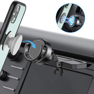 Magnetic CD Slot Car Phone Holder - Miracase