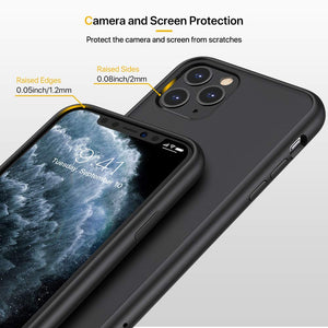 Slim Fit Translucent Matte Case for iPhone 11 Pro Max (6.5inch)& iPhone 11 Pro (5.8inch) - Miracase