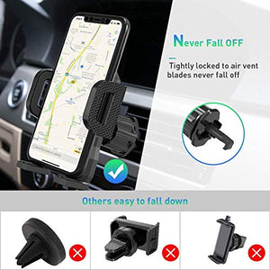 Universal Telescopic & Air Vent Mobile Phone Holder for Car - Miracase