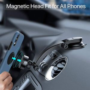Pop Clip Car Mount Miracase Magnetic Phone Holder - Miracase