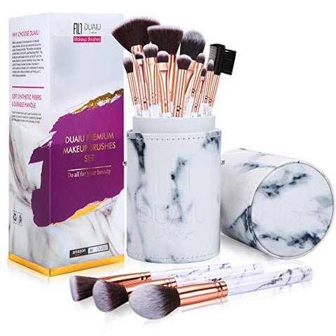 DUAIU PROFESSIONAL MAKEUP BRUSHES WITH BOX