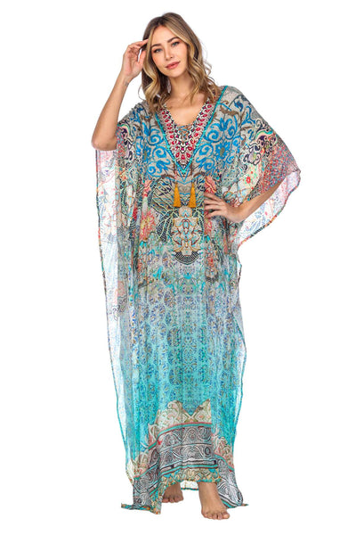 Designer Caftan Dresses for Women - La Moda Clothings