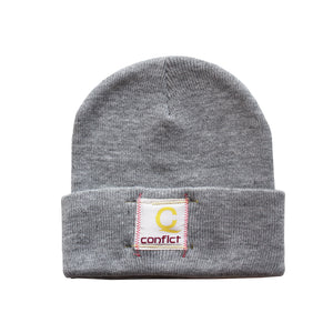 "Q&C ""CONSTRUCTION"" BEANIE"