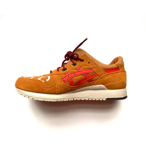 "Q&C x Asics Gel Lyte III ""Mars Red"" (Ginger/Mars)"
