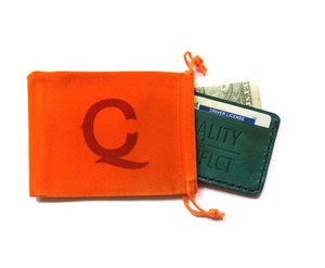 Q&C Leather Cardholder