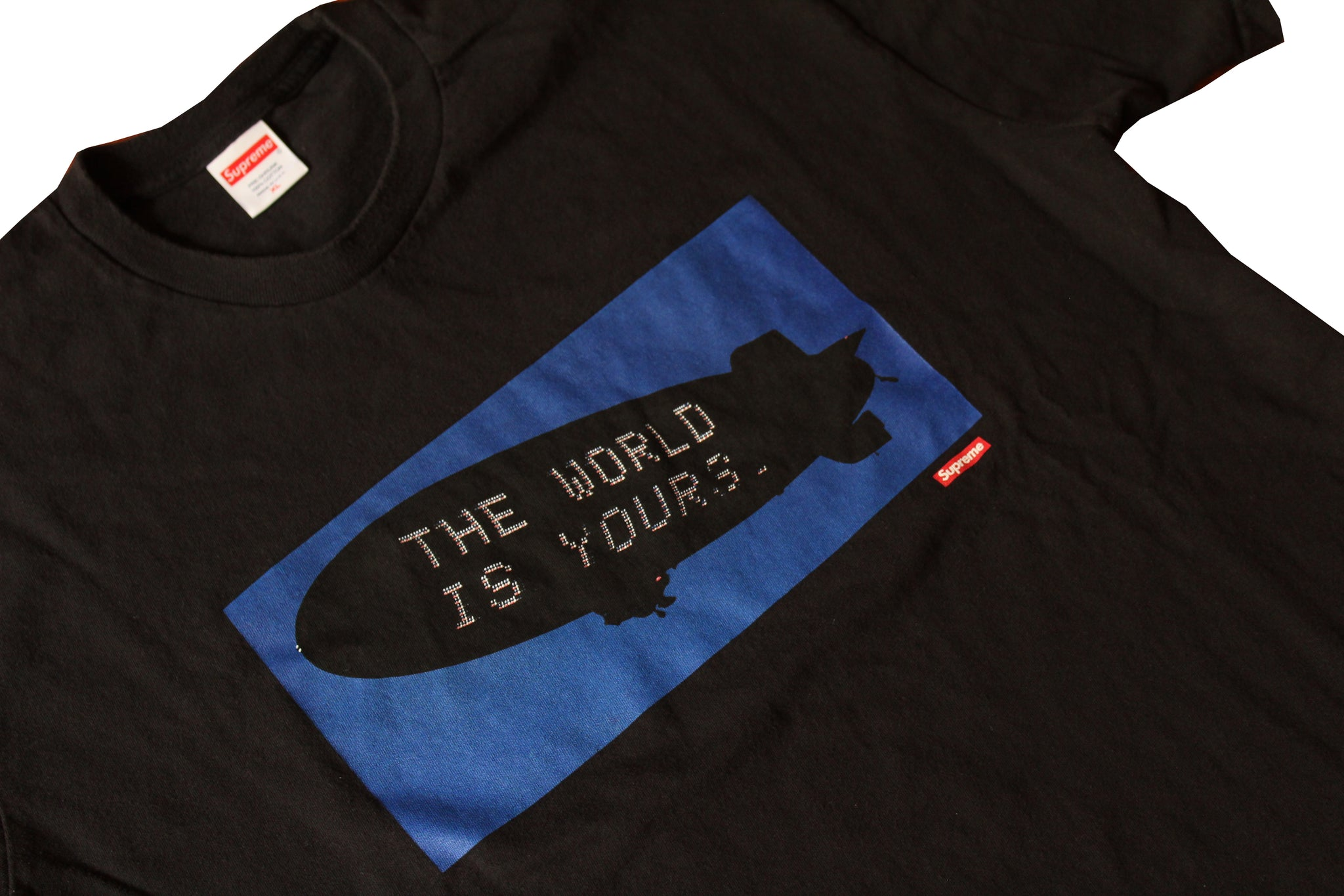 "Supreme Scarface ""Blimp"" Tee"