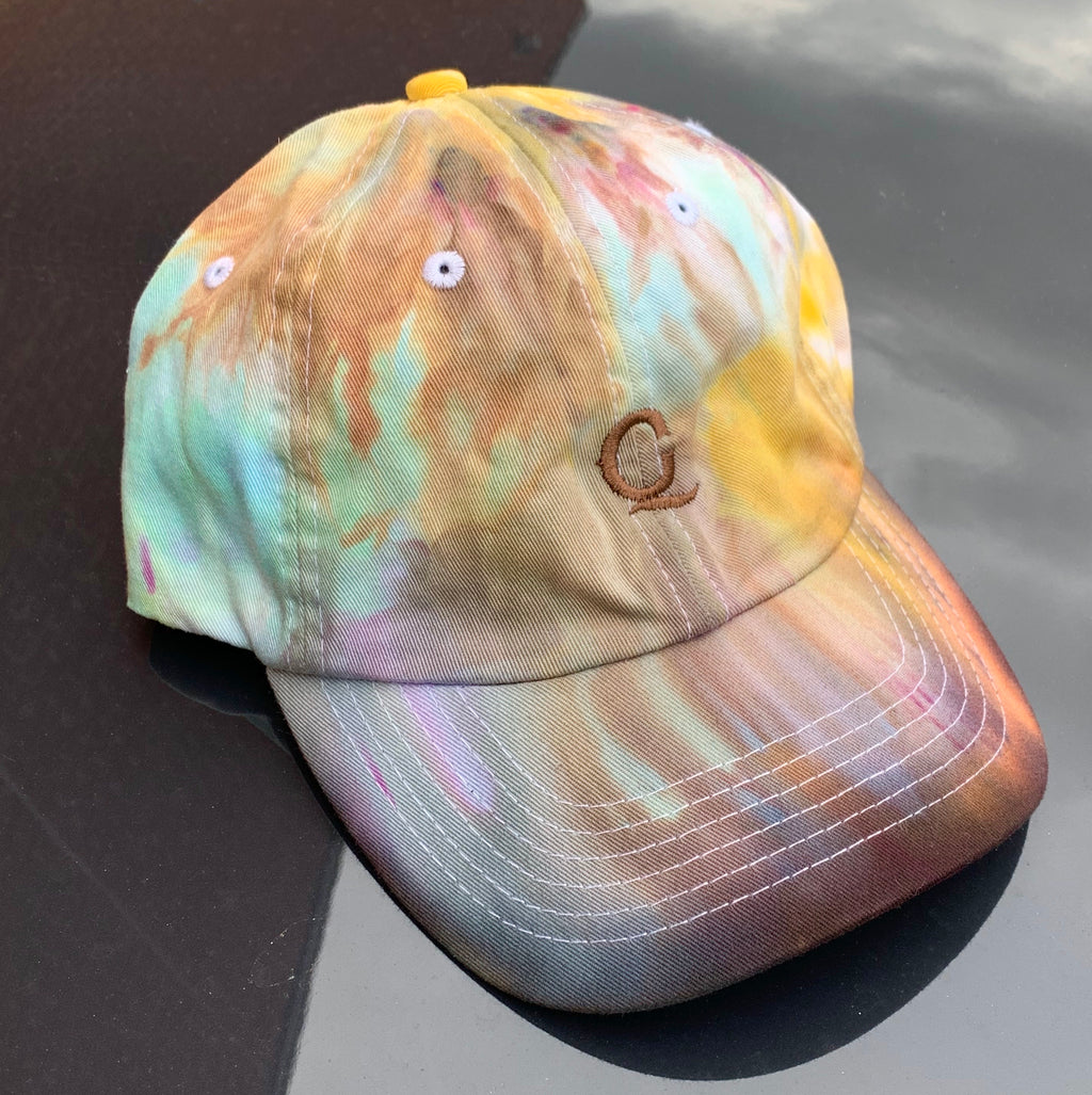 "Q&C Unstructured Hat ""Maldives"""
