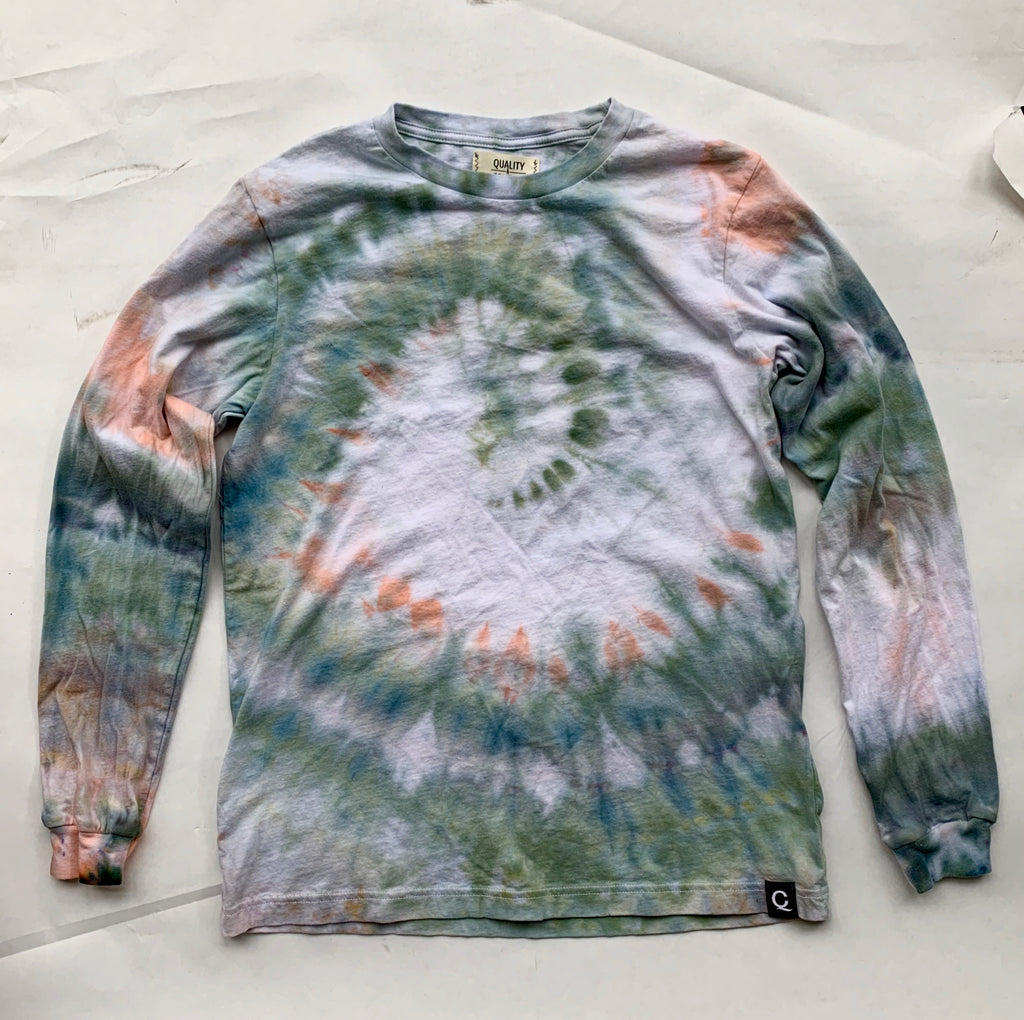 "Copy of Maldives ""Clear Sea"" Long Sleeve Tee"
