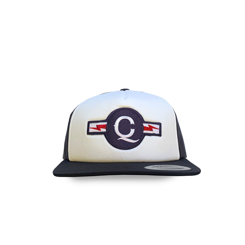 "Q&C ""'Chappy"" Trucker Hat"
