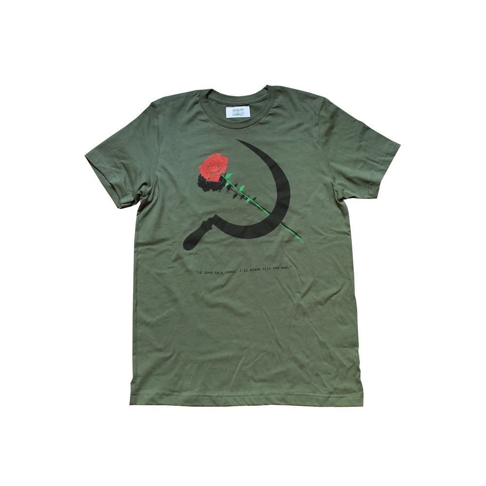 """LABOR OF LOVE"" TEE"