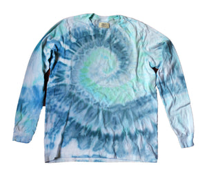"Maldives ""Clear Sea"" Long Sleeve Tee"