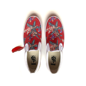 "Q&C x Vans Slip-on ""Magnum P.I."" Collection"