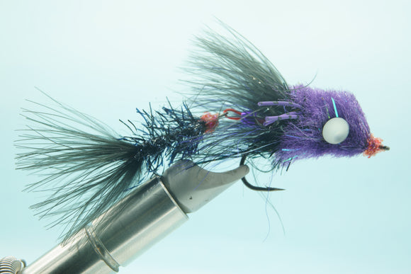 DWFCo. Wilma's Weakness Baitfish Midnight Oil #2