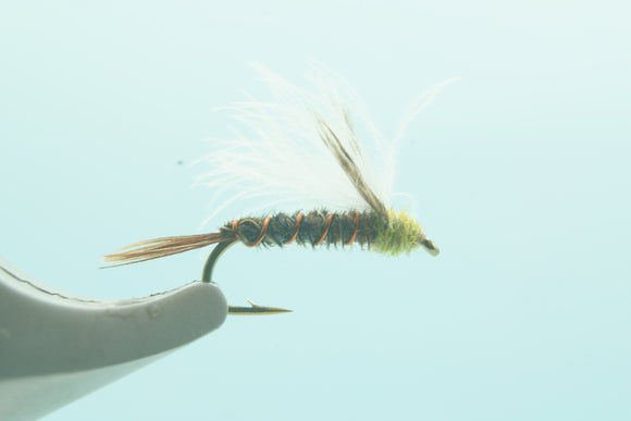 GBFF Green Baetis Emerger