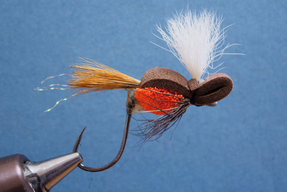 Gurgler Brown/Orange #6