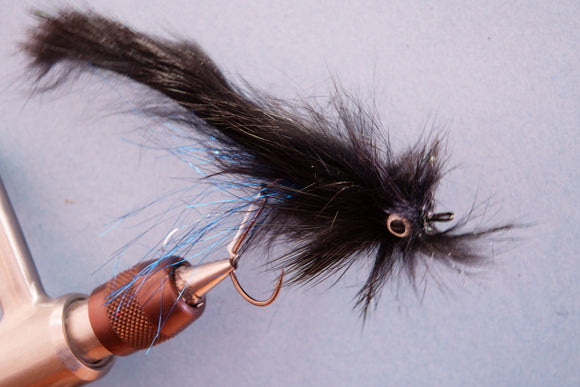 Exsaperator Steelhead Black/Blue #2