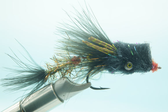 Walter's Weakness Baitfish Dirty Black #1