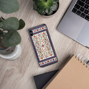 Milky Floral iPhone Case