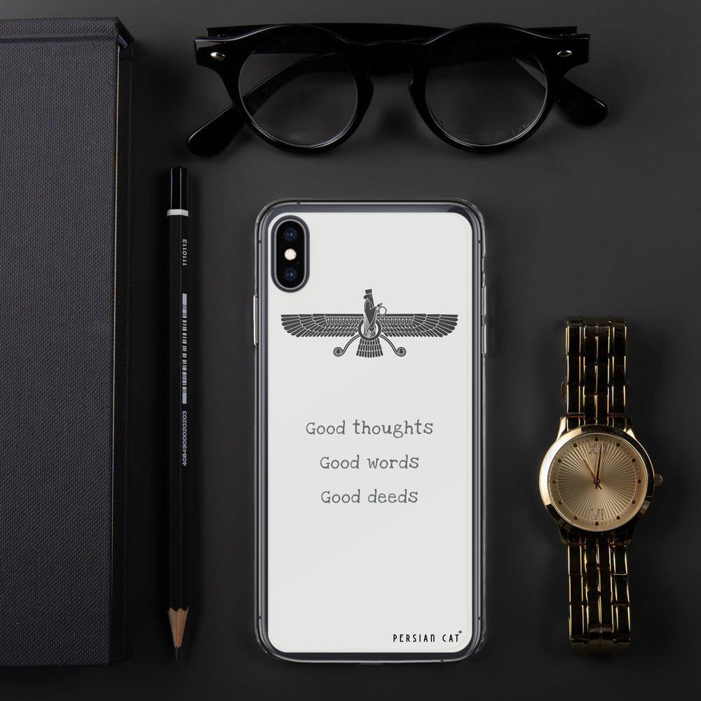 Faravahar iPhone Case