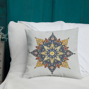 Mosque illumination Pillow