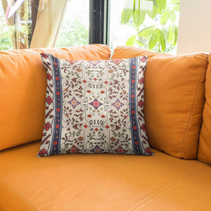 Milky Floral Pillow