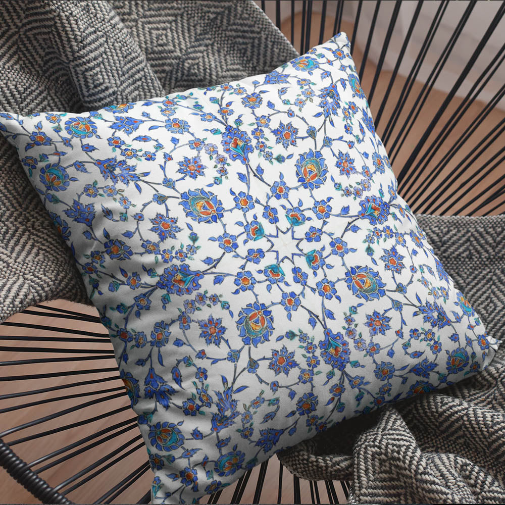 Parsi Tile Pillow
