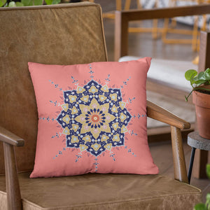 Persian illumination Pillow