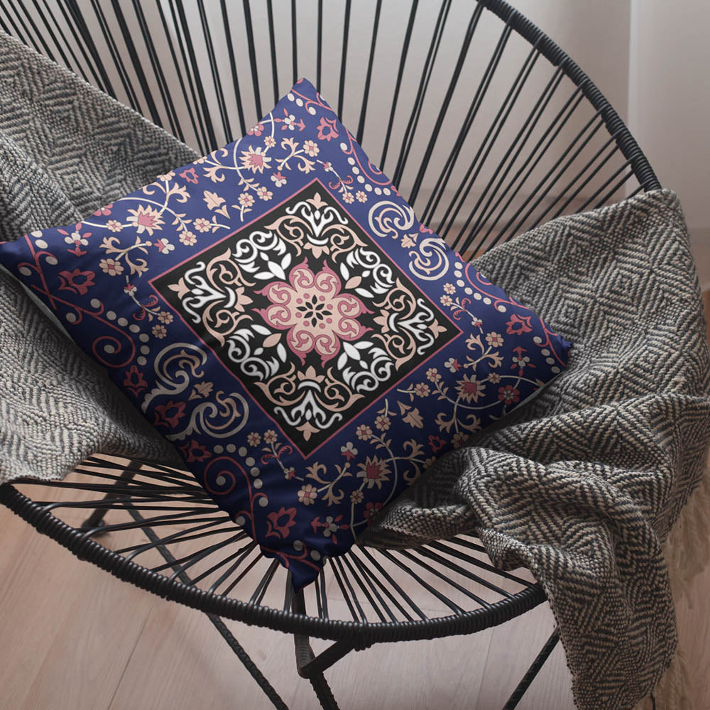 Flower & Branches Pillow
