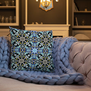 Persian Tile Pillow